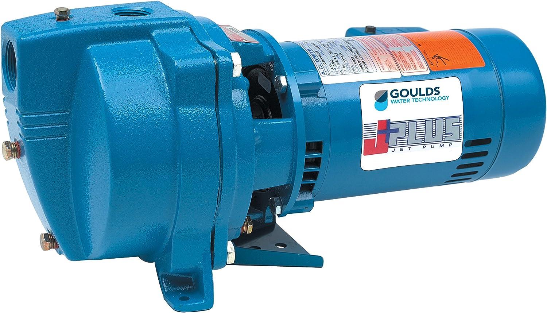 Goulds J5SH Residential Shallow Well Jet Pump 0.50 HP