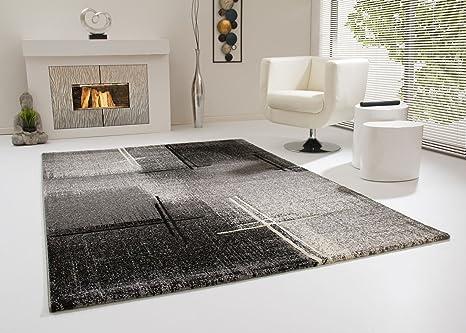 Pavimenti Per Soggiorno E Cucina : Soggiorno tappeto fabio moderno a pelo corto di facile manutenzione