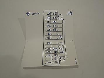 vw phaeton d1 fuse box card amazon co uk car motorbike rh amazon co uk volkswagen phaeton fuse box