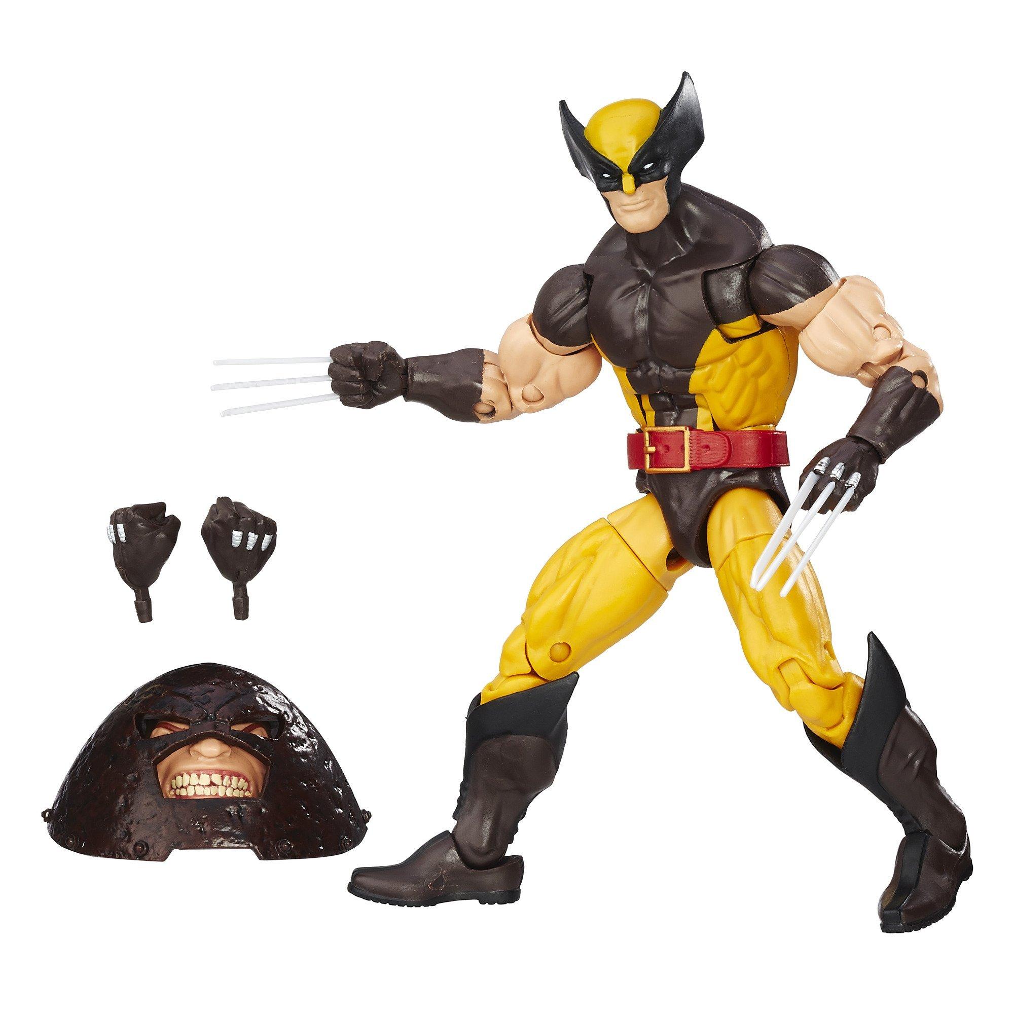 Marvel 6 Inch Legends Series Wolverine Figure