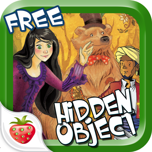Hidden Object Game FREE - Snow White and Other Fairy Tales (Beauty And The Beast Hidden Object Game)