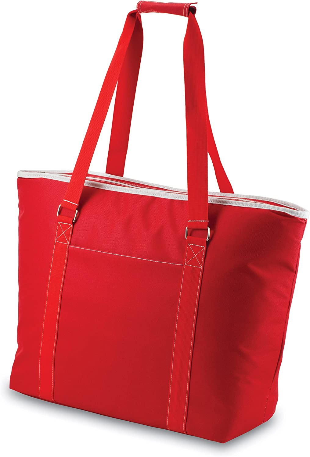 ONIVA – a Picnic Time Brand Tahoe Extra Large Insulated Cooler Tote, Red