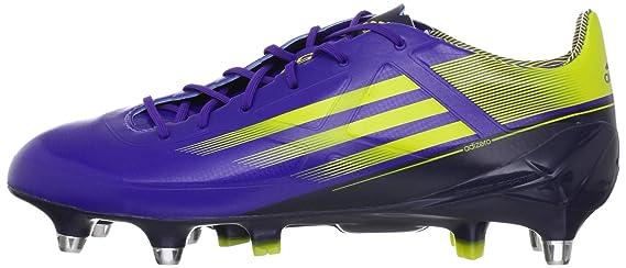 super popular a88e7 7ff9a Adidas Adizero RS7 Pro XTRX SG II BLBLME VIVYEL URBSKY Rugby Boots  G64835   - UK 13 EU 48.6  Amazon.co.uk  Sports   Outdoors