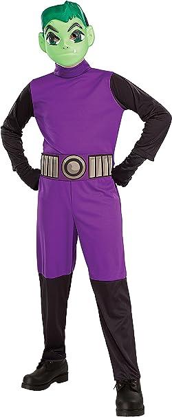 Rubies Disfraz de Bestia de la película Titan Go para niños ...