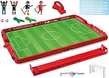 PLAYMOBIL 70046 Set de Fútbol Maletín FC Bayern Múnich ...