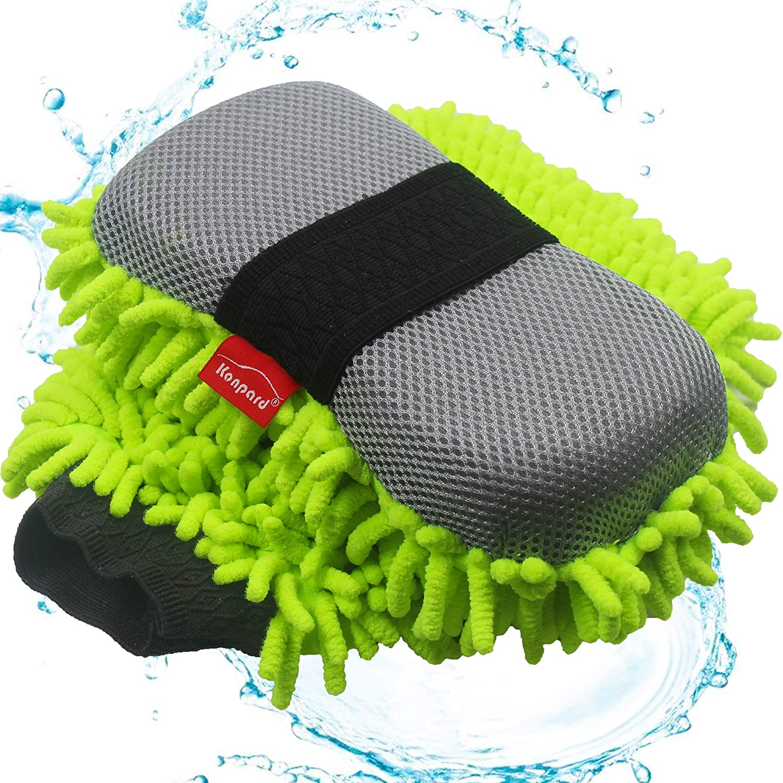 Konpard Two Pack Car Wash Mitt