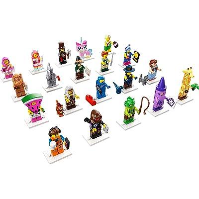 LEGO THE LEGO MOVIE 2 Minifigures 71023 Building Kit (1 Minifigure): Toys & Games