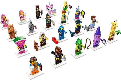 Amazon Com Lego The Lego Movie 2 Minifigures 71023 Building Kit 1 Minifigure Toys Games