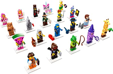 LEGO The Movie 2 Minifigures 71023 Building Kit (1 Minifigure) (Discontinued by Manufacturer)