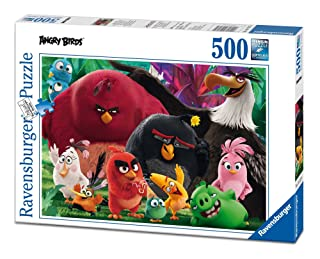 Ravensburger Italy Angry Birds Puzzle in Cartone,, 14727 4