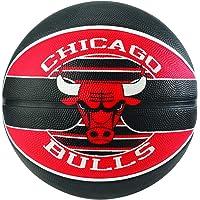 NBA Team Sz7 Rub Bsktball CHICAGO BULLS