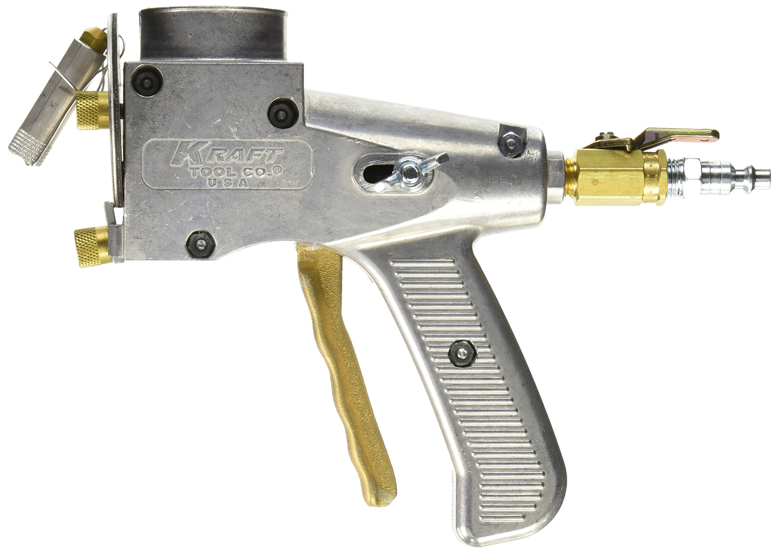 Kraft Tool PC306 Super-Pro Texture Gun and Cylinder