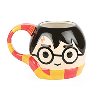Harry Potter Sculpted Face Mug Limited Edition