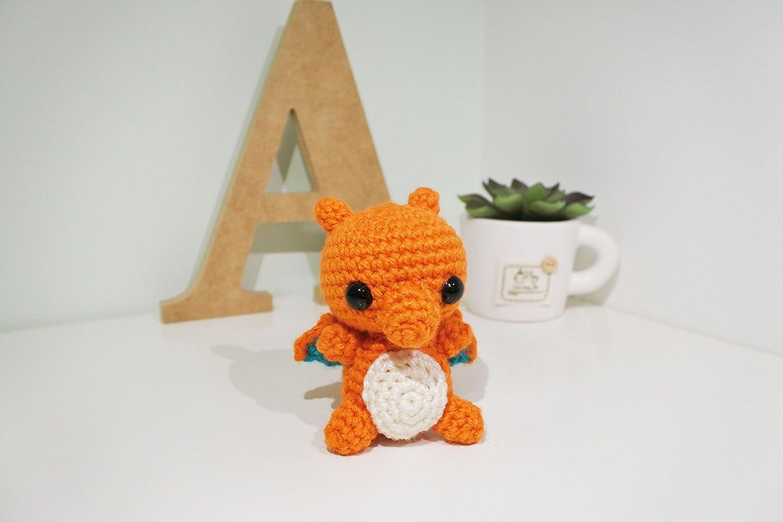 Charizard made by VR Free pattern by Ana Amelia Galvao | Crochet pokemon,  Crochet projects, Crochet amigurumi | 1000x1500
