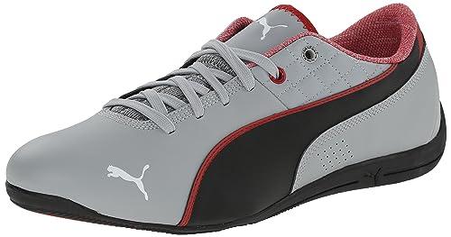 08ebf065 Puma Drift Cat 6 NM Tenis de Moda con Cordones para Hombre, Cantera/Negro