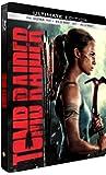 Tomb Raider (2018) - Ultimate Edition - Edition limitée Steelbook Blu-Ray 4K Ultra HD + 3D + 2D Blu-Ray