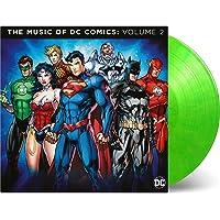 Dc Comics The Music Of: Vol. 2 (Vinyl)