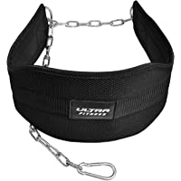 Ultra Fitness - 7-inch back support belt, professional