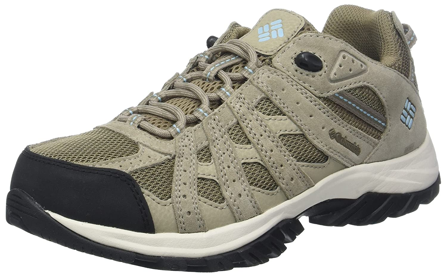 TALLA 37 EU. Columbia Canyon Point Waterproof, Zapatillas de Senderismo, Impermeable para Mujer
