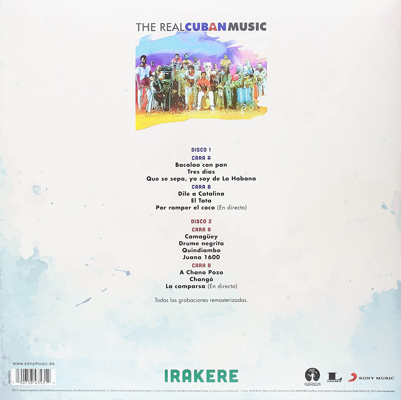 The Real Cuban Music : Irakere, Irakere: Amazon.es: Música