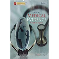 Law of Medical Evidence (Death and Injury) - Very Useful Book for Accident Claims and Criminal Side Practising Lawyers)