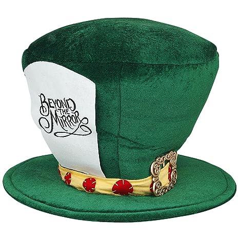 Cappello Cappellaio Matto The Hatter Hat - Beyond the Mirror di alice nel  paese delle meraviglie 1dfad05ed074