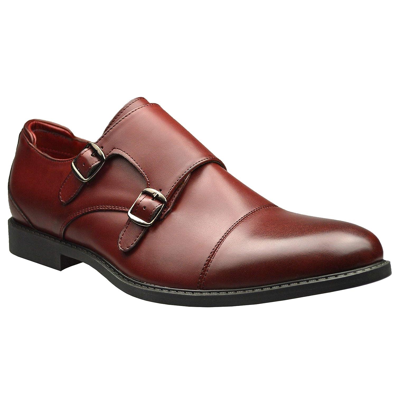 TALLA 40 EU. ClassyDudeEl0522 - Zapatos de vestir brogues Hombre