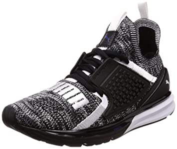 53176c15e88 Puma Scarpe Sneakers Uomo Nero 19159701-BLOCK  Amazon.co.uk  Sports ...
