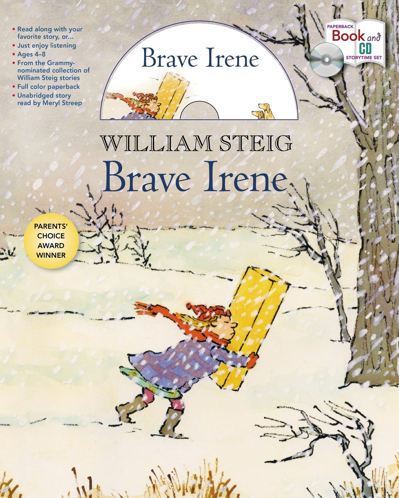 Brave Irene Storytime Set (Macmillan Young Listeners Story Time Sets)