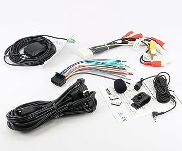 amazon com xtenzi connection cable set for pioneer avic x940bt avic rh amazon com