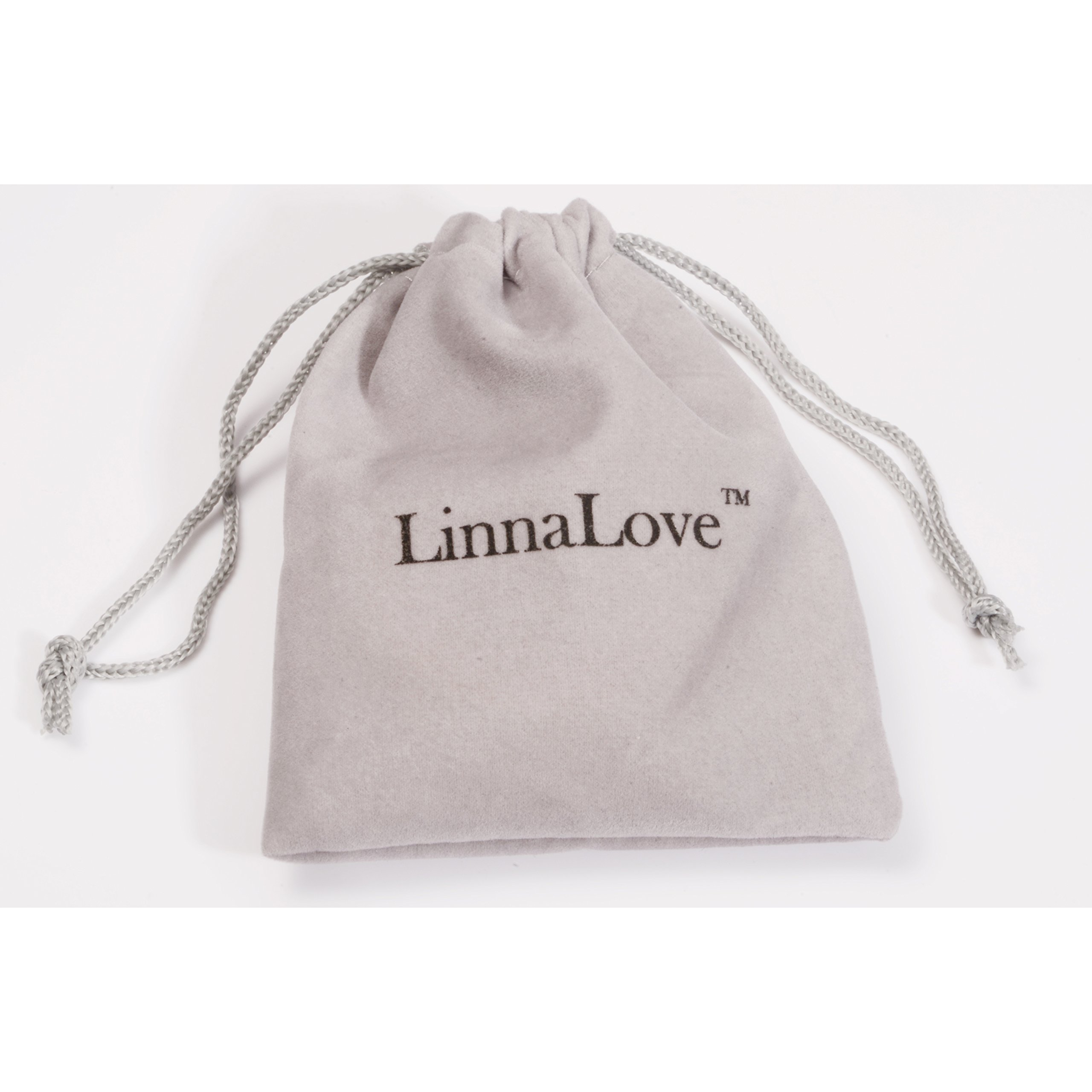 linnalove-Pre-Engraved Simple Rolo Chain Medical id Bracelet for Women & Girl-PACEMAKER by linnalove (Image #5)