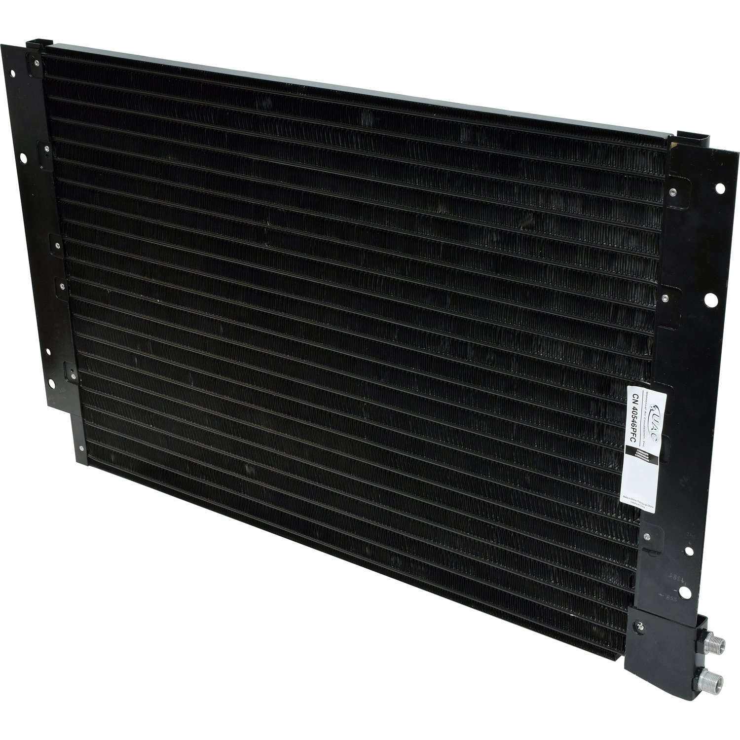 Universal Air Conditioner CN 40546PFC A/C Condenser by UAC
