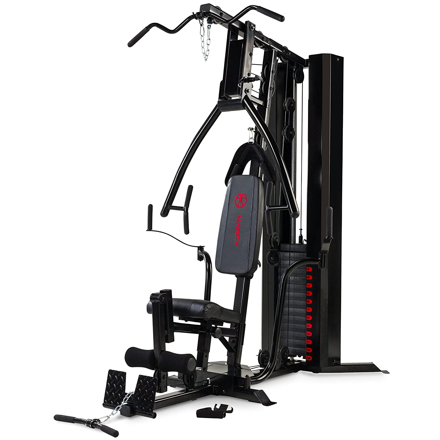 Marcy Eclipse HG5000 Deluxe Home Multi Gym: Amazon.co.uk: Sports & Outdoors