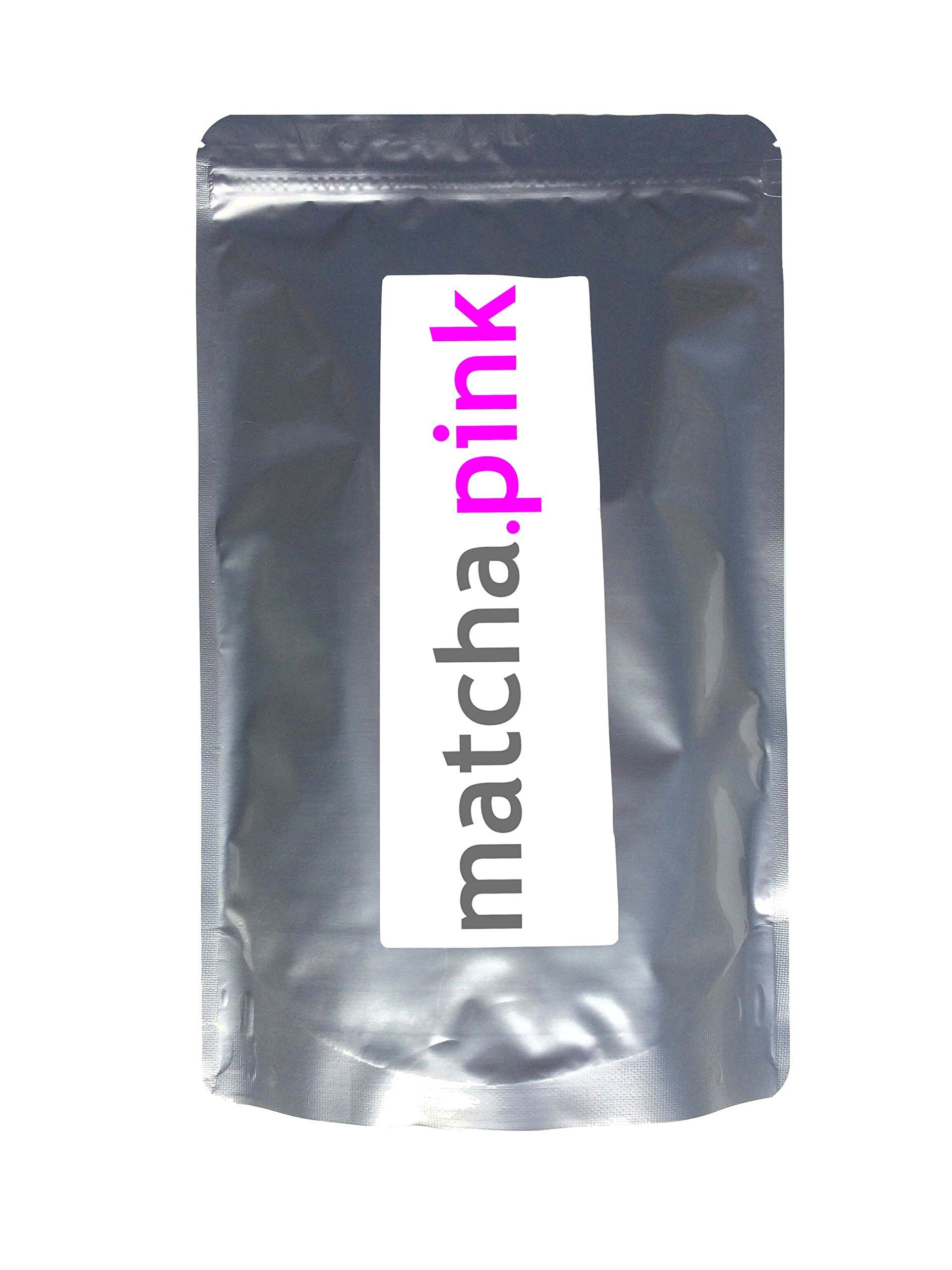 Pink Matcha – Organic Pink Matcha in Foodservice Doypack - 100% Natural