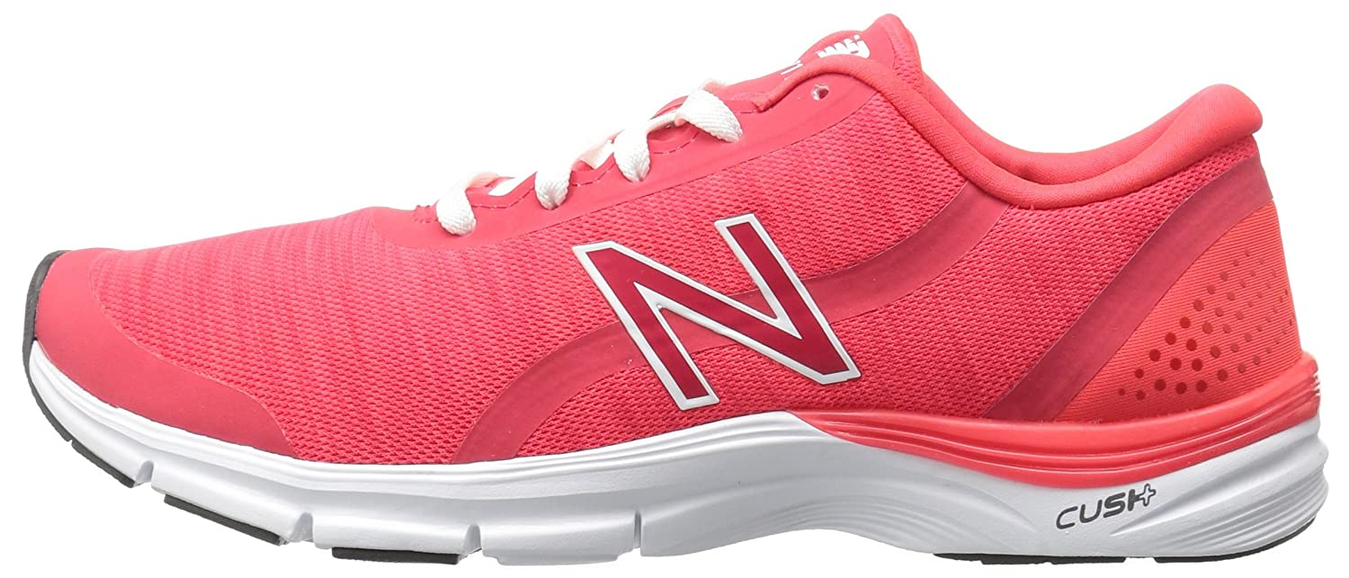 New Balance Women's 711v3 D Cross Trainer B01N9LBMGO 10.5 D 711v3 US|Energy Red/White 9e0cb1