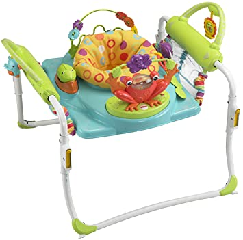 cb42772ba Fisher-Price Step-n-Play Jumperoo  Amazon.co.uk  Baby