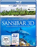 Faszination Insel - Sansibar (SKY VISION) [3D Blu-ray + 2D Version]
