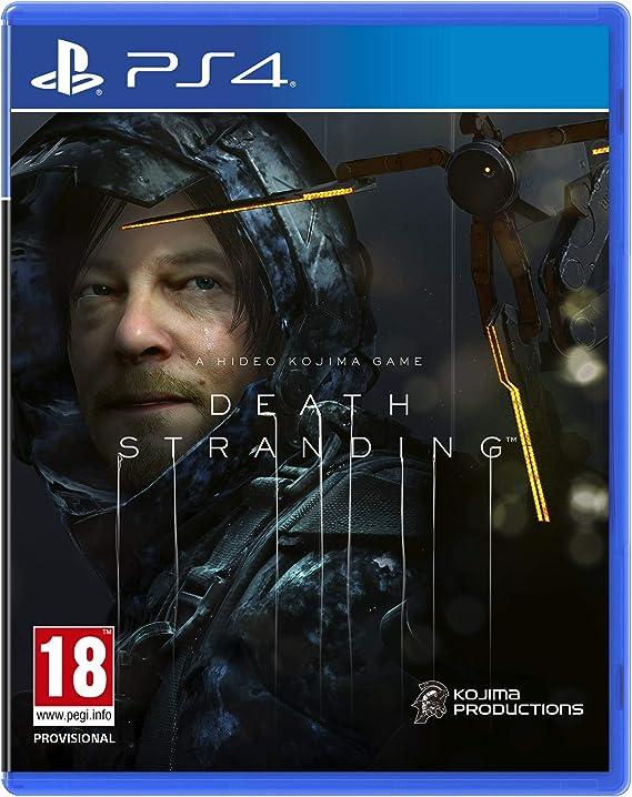 Death Stranding - Edición Estandar: Amazon.es: Videojuegos