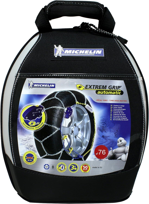 MICHELIN 007776 Schneeketten Extrem Grip 1 Paar Automatisch