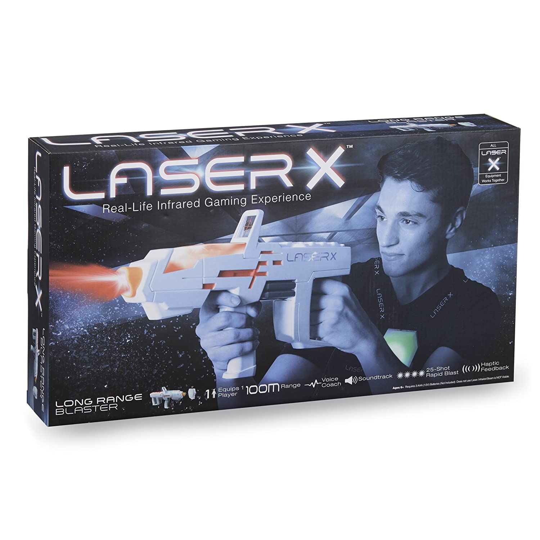 LaserX Long Range Blaster