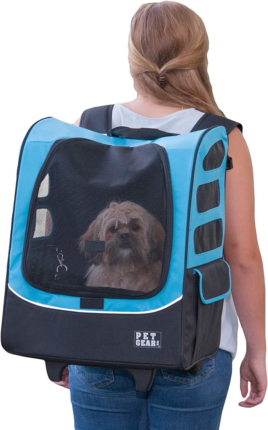 Pet Gear I-GO2 Roller Backpack