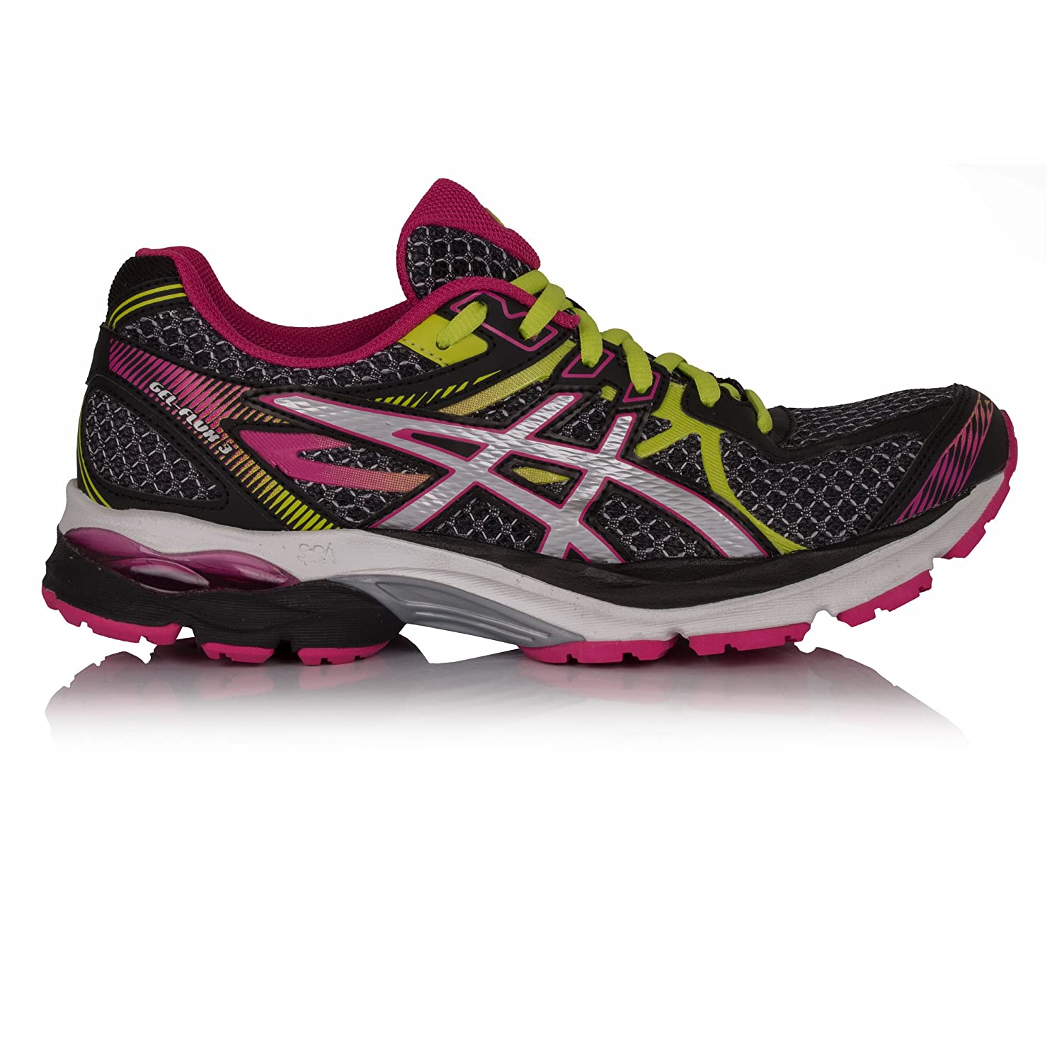 Asics Gel-Flux 3 T664n-9093, Zapatillas de Cross Unisex Adulto