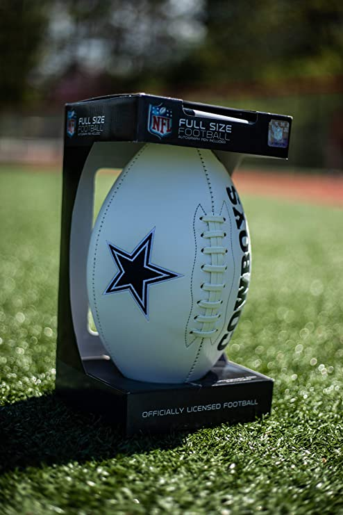 Amazon.com: NFL Signature Series - Balones de fútbol de ...