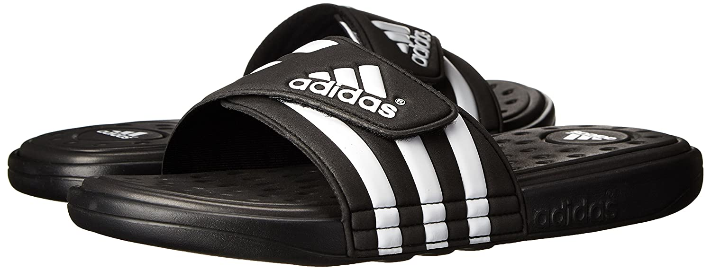 c8779c7ea Adidas Performance Men s Adissage SC Sandal Black  ADIDAS  Amazon.ca  Shoes    Handbags