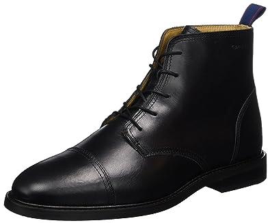 f7b6b20458227a GANT Footwear Herren Ricardo Chelsea Boots Schwarz (Black) 45 EU ...