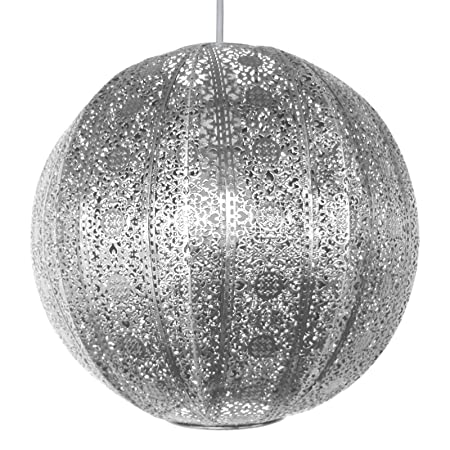 Easy fit bohemian indian moroccan pendant fitting round ceiling easy fit bohemian indian moroccan pendant fitting round ceiling light shade aloadofball Gallery