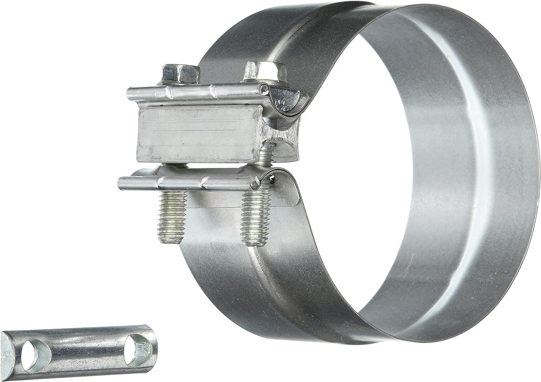 2.25 Torca TorcTite Preformed Slip Fit Exhaust Clamp 304 Stainless Steel
