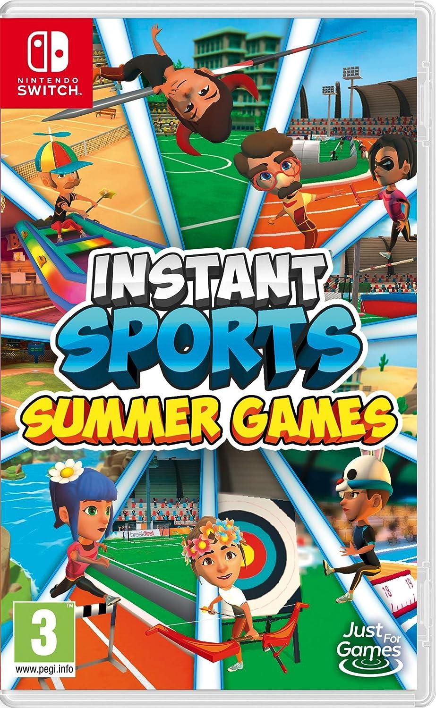 Instant Sports Summer Games: Amazon.es: Videojuegos