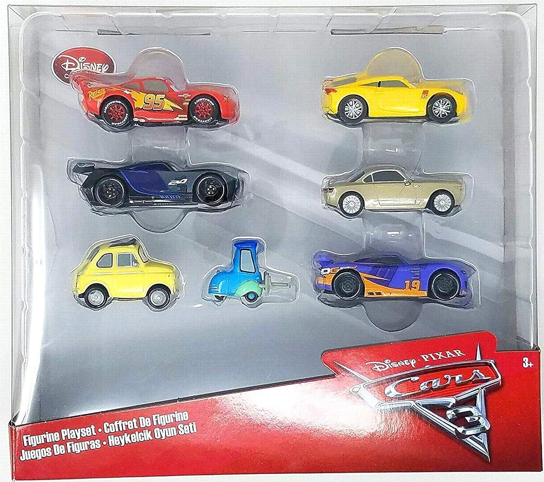 Disney Cars Deluxe Figure Play Set