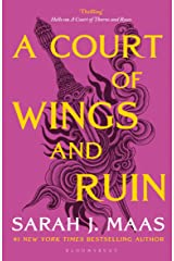 A Court of Wings and Ruin: The #1 bestselling series (A Court of Thorns and Roses Book 3) Kindle Edition